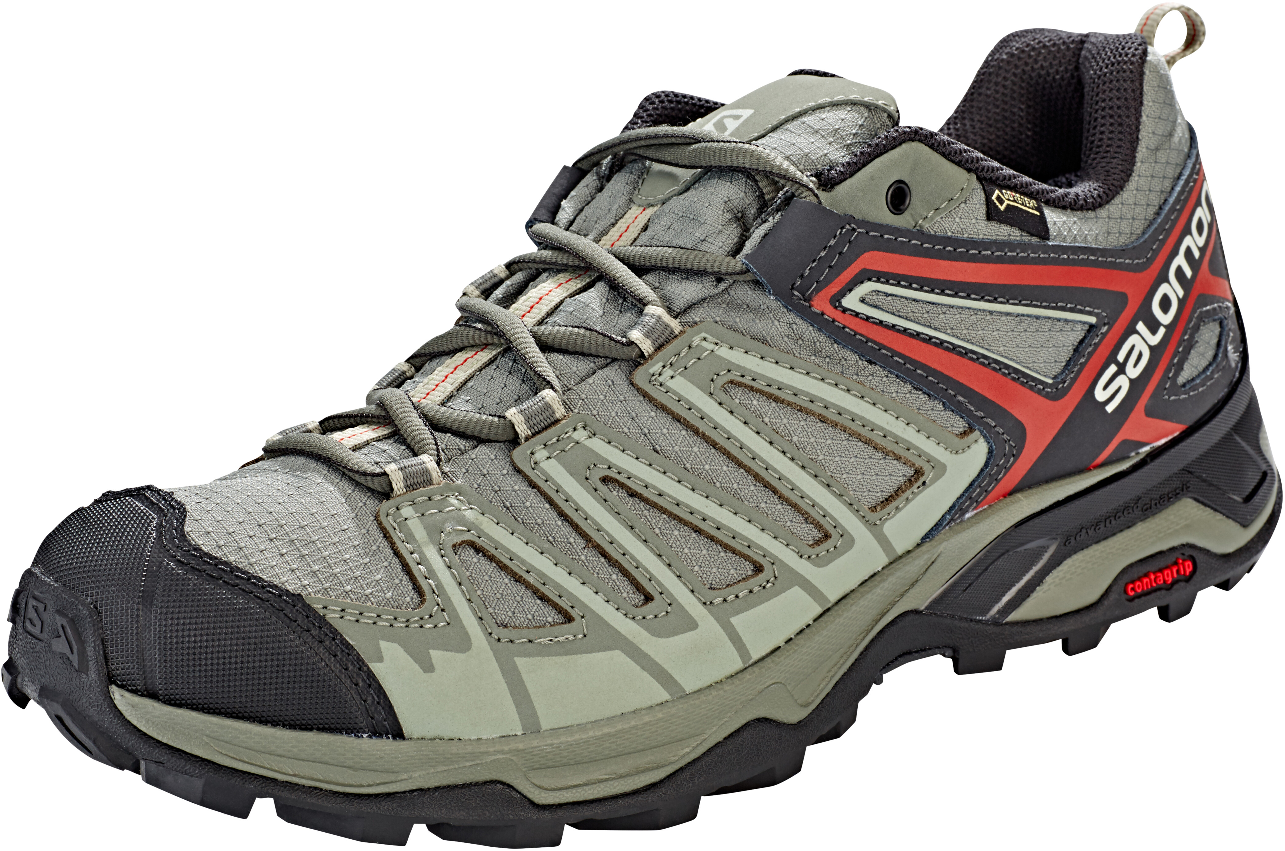 la meilleure attitude c22fb 1f307 Salomon X Ultra 3 Prime GTX Shoes Men castor gray/shadow/bossa nova
